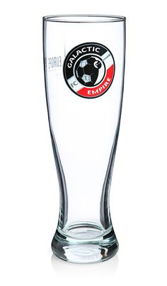 Star Wars FC Galactic Empire Pilsner Glass