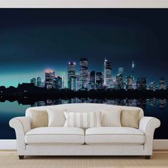 Huge Night Skyline Wallpaper Mural £44.99 - £54.99 This Skyline Photo Wallpaper Mural is available in several different sizes Made to order, using the highest quality machines & materials 115g/m2 Paper Packaging Dimensions (cm) 118 x 10 x 10 Please allow 14 days delivery Free uk delivery only @ www.totsrus.site