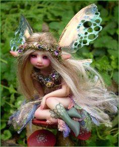 I really like this fairy!
