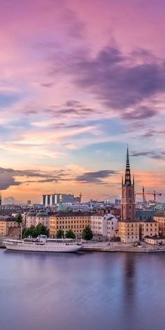 No wonder Stockholm is one of the most beautiful cities in Europe Crucero Royal Caribbean, Royal Caribbean Cruise, Royal Caribbean International, Places To Travel, Travel Destinations, Places To Go, Travel Things, Voyage Suede, Oslo