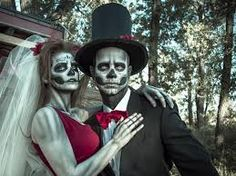 need some inspiration on costumes for you and your other half check out these spooky ideas