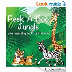 Free today!  For the Kindle or the Kindle app.  A fun guessing book for young children.