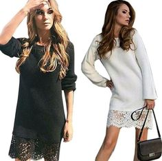 >>>Bestdress 2016 long sleeve white black lace women dress plus size women clothing autumn dress vestidos ukraine winter dressdress 2016 long sleeve white black lace women dress plus size women clothing autumn dress vestidos ukraine winter dressDiscount...Cleck Hot Deals >>> http://id312496807.cloudns.pointto.us/32761419689.html images