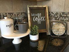 Ideas Farmhouse Coffee Bar Countertops For 2019