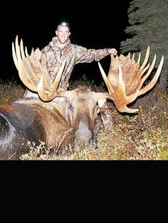 Alaska Big Game Hunting Adventures - get info and plan a hunt in Alaska's wilderness with true hunting pros - http://www.worldclassoutdoors.com/alaska-hunts