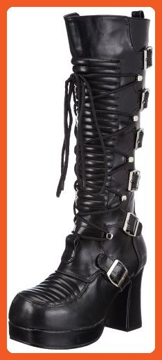 d56c0958a86c6c Demonia by Pleaser Women s Gothika-200 Platform Boot