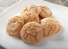 Galletas de Almendra Te enseñamos a cocinar recetas fáciles cómo la receta de Galletas de Almendra y muchas otras recetas de cocina..