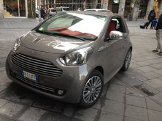 Aston martin cygnet! So cute