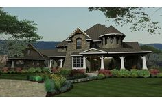 Houseplan.com 120-173 If I could build a house this house/floorplan is in the top 3 choices!!