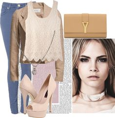 """""""Untitled #293"""" by rebecca-andreea ❤ liked on Polyvore"""