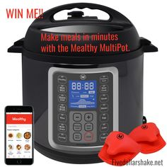 Make meals in minute