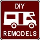 RV Remodels, Renovations, Modifications, Redecorating & Decor