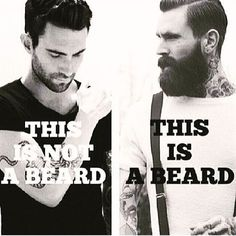 You'll get there soon enough. Patience and quality beard products are the key to…