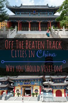 We've all heard of Beijing and Shanghai, but there's lots of reasons why you…