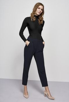 #AdoreWe #Long Tall Sally - #Y.A.S Tall Women's Y.a.s Tall Colli Open Back Body in Black - Size 12 at Long Tall Sally - AdoreWe.com
