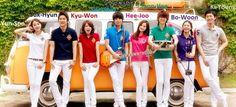 Image via We Heart It #dorama #heartstrings #k-drama #kyu-won #lee-shin