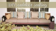 Very practical solution for patio furniture and easy to dismantle!