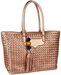 LOVE this bag. Shopstyle.com: Rebecca Minkoff - Perfection Tote (Rose Gold) - Bags and Luggage