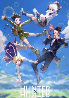 Anime: Hunter x Hunter Killua, Hisoka, Hunter X Hunter, Hunter Anime, Manga Anime, Anime Guys, Anime Art, Animes Wallpapers, Cute Wallpapers