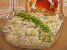 Extra sałatka z kurczakiem i kukurydzą - Przepisy kulinarne - Sałatki