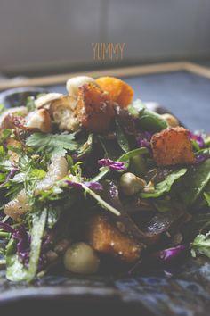 butternut salad
