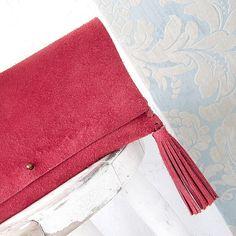 czerwona kopert�łwa z chwostami