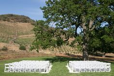 Aisle | Romantic Agoura Hills Wedding