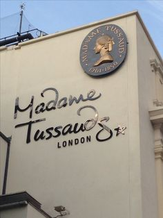 Visit Madame Tussauds, Marylebone, London for some celeb spotting ....