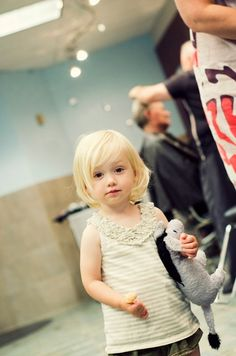toddler first haircut idea - got to get that hair out of her eyes! Baby Girl Haircuts, Baby Haircut, Toddler Haircuts, First Haircut, Haircuts With Bangs, Little Girl Hairstyles, Cute Hairstyles, Toddler Haircut Girl, Haircut Bangs