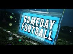 Gameday Football | AF Templates | videohive