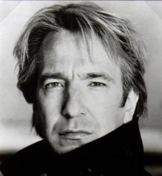 Because who doesn't need more Alan Rickman in their lives?