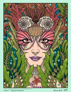Cristina McAllister Coloring Club Has Members Join Us To Share Your WIPS And Colored Pages From McAllisters Books Print