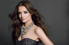 First Look: Katie Holmes Fronts Bobbi Brown Cosmetics Ad