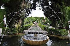 Alhambra & Grenada, Spain