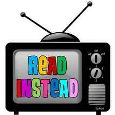 motivate elementary school age child to read instead watching TV, they will love to read in fun book