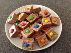 Like this:Like Loading. Fudge Recipes, Candy Recipes, Slow Cooker Fudge, Chocolate Peanut Butter Fudge, Chocolate Peanuts, Recipe For 4, Tray Bakes, Yummy Treats, Cooking Recipes