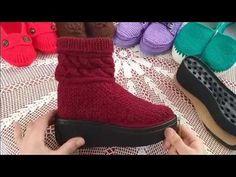 Flip Flop Sandals, Flip Flops, Shoes Sandals, Crochet Shoes, Crochet Slippers, Make Your Own Shoes, Activities For Kids, Socks, Footwear