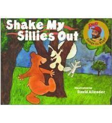 Shake My Sillies Out, by Raffi.  I've gotta shake, shake, shake my sillies out.