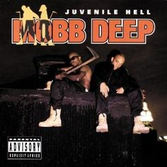 MOBB DEEP JUVENILE HELL COVER