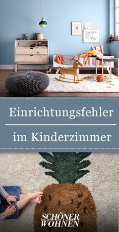 Wohnfehler im Kinderzimmer When it comes to furnishing the children's room, there are one or two traps that are too easy to tap into. Here are 14 typical mistakes in the children's room – and of course the solution! Baby Room Boy, Baby Bedroom, Room Decor Bedroom, Mesa Sofa, Style Baby, Diy Kids Room, Baby Room Neutral, Baby Zimmer, Montessori Baby