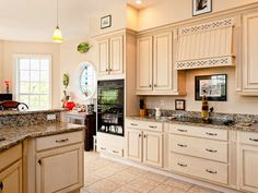 Look at this fabulous kitchen!!  Who wouldn't want cook in this gourmet area.  Call Pfeifer Realty Group at 239-472-0004 to look at it for yourself.