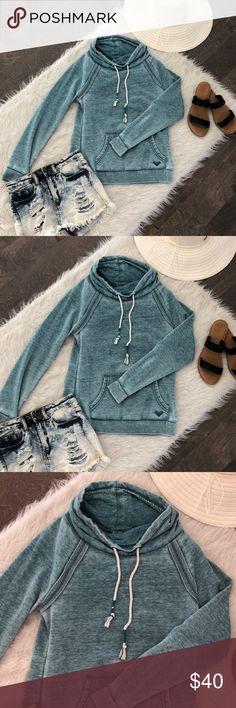 Roxy Cowl Neck Pullover Hoodie Roxy Cowl Neck Pullover Hoodie Roxy Tops Sweatshirts & Hoodies