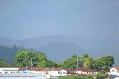 Cidade de #Caconde interior de SP -  #Natureza #TempoNublado #Chuva