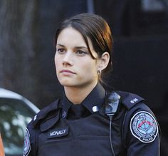 Andy McNally. Rookie Blue fake it till you make it