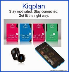 Parenting Healthy: Get fit and stay motivated with @kiqplan  workouts