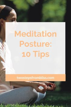 Meditation is not just a mindset and spiritual matter, but one of posture and composure, as well. It took me years to get it right! I used to fidget, readjust, scratch and experience pain in my back and neck. But now, I don't; and I can help you save time from making the same mistakes that I did. Follow this guide to make sure you have the right meditation posture that gives you the most comfort and peace. #meditationprocess #meditationposture #meditationpose #twostepsfrombliss