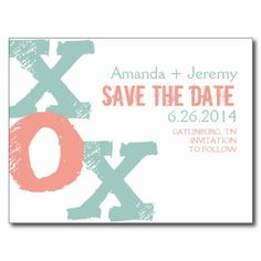 Loving this XoX theme in coral and seafoam!