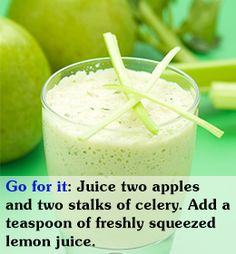 Instead of your mid morning snack, why not replace it with this #Healthy Juice?