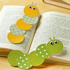 Join us Saturday, July 25 from – for an ALL store event to two bookworm bookmarks! 1 for you. 1 to give… You're invited! Join us Saturday, July 25 from – for an ALL store event to two bookworm bookmarks! 1 for you. 1 to give… Preschool Crafts, Craft Projects, Crafts For Kids, Arts And Crafts, Craft Kids, Preschool Ideas, Diy Marque Page, Diy Bookmarks, Bookmark Ideas