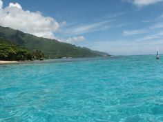 Plan you best cruise vacation ever to see the colors of French Polynesia.